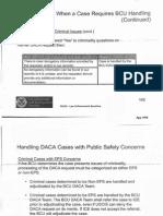 Exhibit 10.l - DACA Standard Operating Procedures