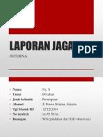 Laporan Jaga Kad