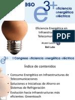 11 Eficiencia Energetica en Infraestructuras de Telecomunicaciones