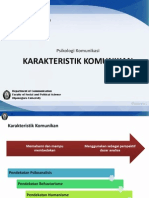 Karakteristik Manusia Komunikan_rev