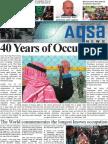 Aqsa News July 2007