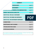 Manual pentru Masina de spalat vase Whirpool ADP 923