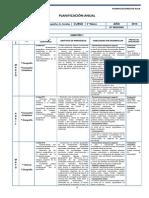 Historia Planificacion - 3 Basico