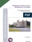 Whitestaunton Manor