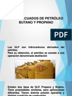 Derivados del petrole