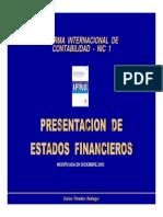 6 - NIC  1 Presentacion Estados Financieros.pdf