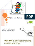 force and motion r final