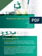 Nezeljena dejstva lijekova