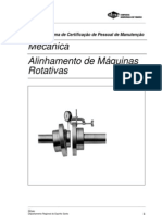 Mecânica - Alinhamento de Máquinas Rotativas (SENAI/CST)