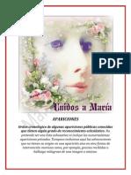 APARICIONES DE LA VIRGEN MARÍA