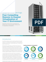 3 eBook - Four Compelling Reasons to Expand Virtualization of Your IT Environment