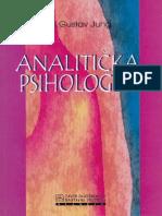 Jung C G - Analiticka Psihologija