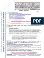 20150109-G. H. Schorel-Hlavka O.W.B. to Mr TONY ABBOTT PM-Re Retrospective Legislation-terrorism