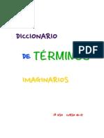 Diccionario términos imaginarios