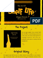 Minor Project - The Art Of Shelf Life