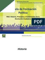 2.1 PAIS Historia y Fundamentos_Los 10 Ejes