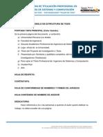 Estructura - Formato Tesis 2014-II
