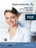 Catálogo de Productos de Oficina