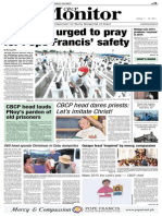 CBCP Monitor Vol. 19 No. 01