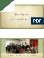 The Church...the Dearest Place on Earth