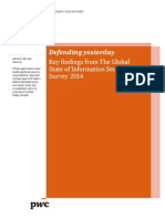 PwC Global State of Information Security
