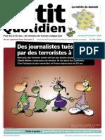 Le Petit Quotidien_charlie hebdo