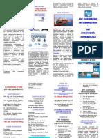 XII Congreso Internacional de Ingeniería Hidráulica y VIII Seminario Internacional del Uso Integral del Agua