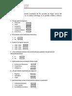 Cuestionario para la encuesta de proyecto