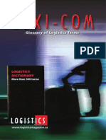 Glossary of Logistics Terms