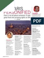 Paris Personified