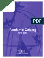 2012-2013CourseCatalog