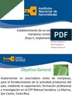 Proyecto Zoocriadero La Marina Fase II 2013 Presentacion