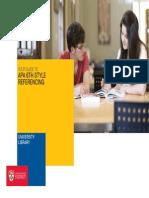 APA Complete 2012