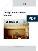 Design and Installation Manual