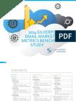 Email Marketing Metrics Benchmark Study 2014 Silverpop