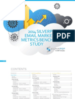 Email Marketing Metrics Benchmark Study 2014 Silverpop