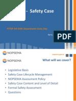 Nopsema Safety-Case Presentation