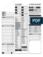 Expert Character Sheet SWN