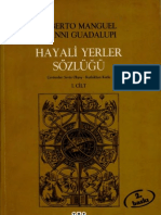 Alberto Manguel & Gıanni Guadalupi - Hayali Yerler Sözlüğü 1.Cilt