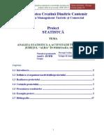 Proiect Statistica MTC
