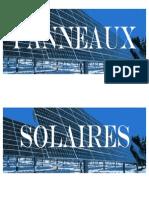 Paneles Solares - Frances