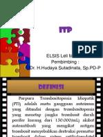 case ITP