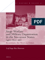 PETERSEN.siege.warfare.and.Military.organization.in.the.successor.states.400800.a.D