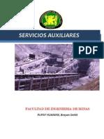 Servicios Auxiliares - Plano Inclinado