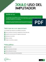 Usos de Pc (Partes de Pc; Teclado, Ranton Cpu)