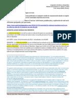 Bioética y Biojurídica. Ejercicio 2