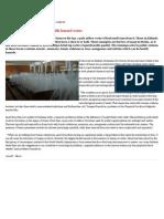 Citizens of 33 Towns Drink Health Hazard Water [Blic Online] 2010