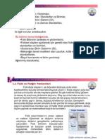 Genel Fizik 1 - Trakya Üniversitesi Yardımcı Ders Notları