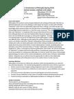 PL 101 Intro Philosophy Spring 2015-Libre