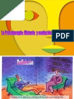 Psicoterapia Historia y Evoluacion